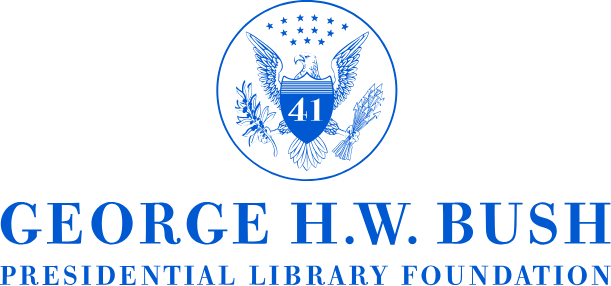 The George Bush Presidential Library Foundation Logo