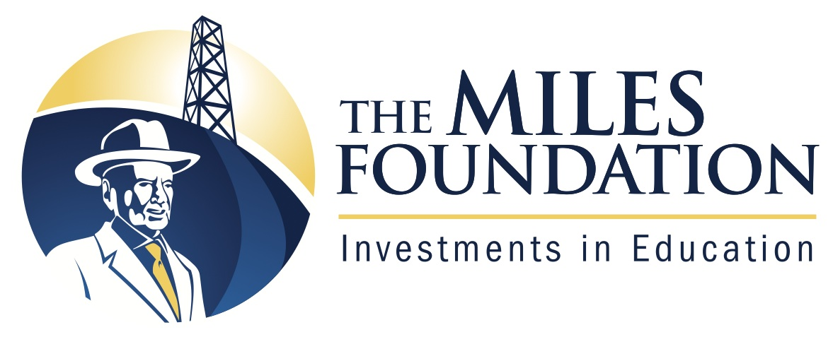 The Miles Foundation Logo